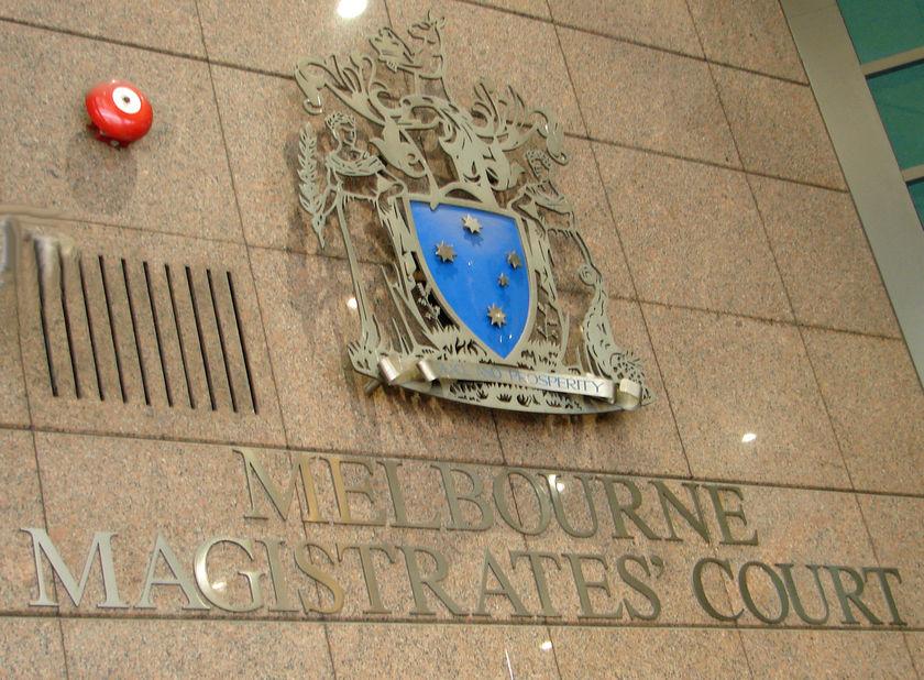Melbourne mag court